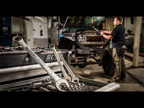 Мастерская для ремонта стартеров и генераторов
