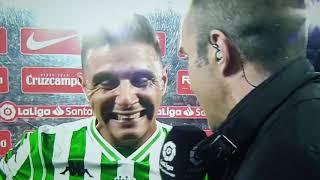 Final Sevilla 3 Real Betis 2 Hablan Los Protagonistas..
