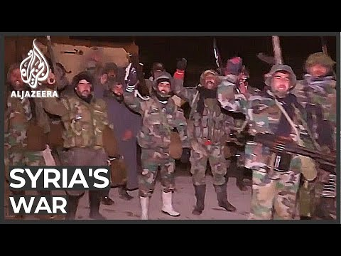 Download Syrian army takes Idlib crossroads town despite Turkish warnings Mp4 HD Video and MP3