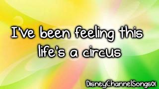 Lemonade Mouth - Livin' On A High Wire With Lyrics HD