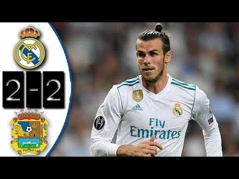 Real Madrid vs Fuenlabrada 2-2 Resumen Goles Highlights Goals