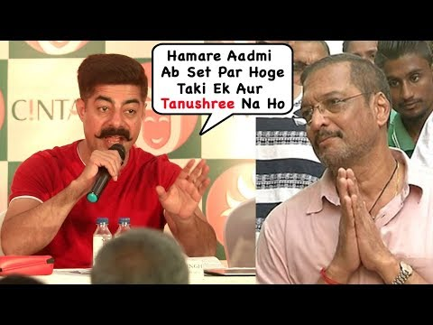Bollywood Celebs SHOKING Solution To Nana Patekar Issue