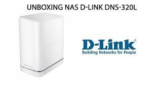 NAS D-Link DNS 320L / 320LW FR