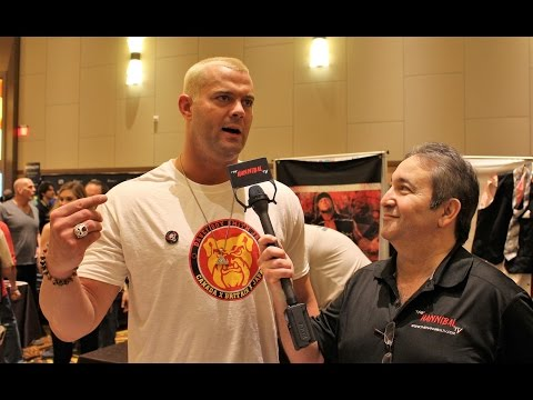 Davey Boy Smith Jr on WWE HOF, NJPW & More!