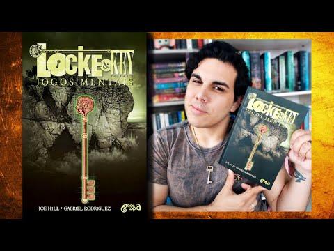 Resenha LOCKE & KEY | Jogos Mentais | Volume 2