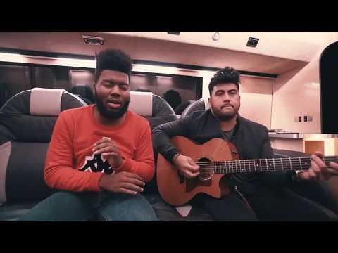 young dumb and broke-khalid (acoustic)