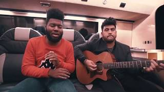 young dumb and broke-khalid (acoustic)