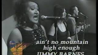 Jimmy Barnes - Aint No Mountain High Enough (1992)