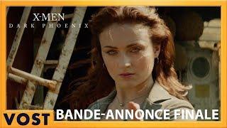 X-Men : Dark Phoenix | Bande-Annonce Finale VOST