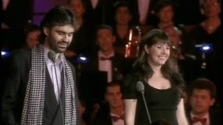 Andrea Bocelli Feat. Sarah Brightman Time To Say Goodbye