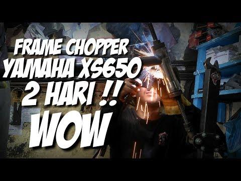 YAMAHA XS650 カスタム  バイクパーツ動画バイク用品動画 - バイクパーツ