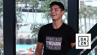 Ryan Garcia Responds To Floyd Mayweather Predicts Canelo vs. Jacobs & More