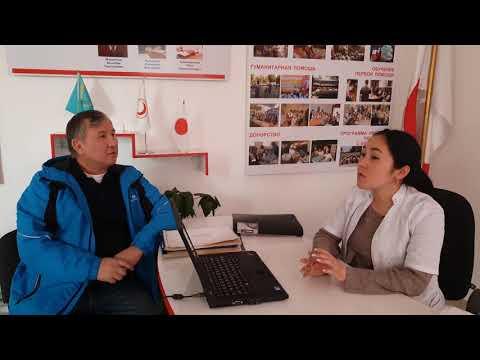 Красный полумесяц и Комек в Шымкенте закрываются.