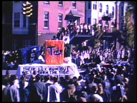 Homecoming Parade 1960 - Throwback Thursday Series