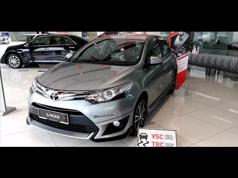 Toyota Vios 1.5GX 2017 Exterior & Interior