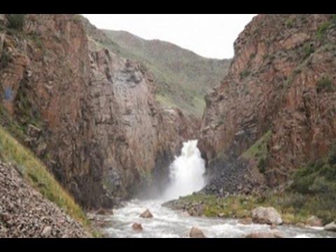 Video Keinginan Kirgistan Menarik Turis Dengan Keindahan Alam