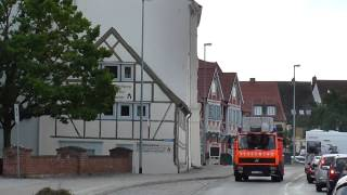 preview picture of video 'DLK Berufsfeuerwehr Wismar'