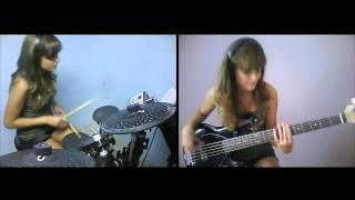 Jamiroquai   Little L [Bass & Drum Cover]