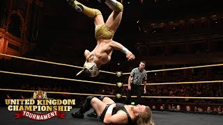 FULL MATCH: Ligero vs. Mike Hitchman: WWE U.K. Championship Tournament Special Digital Exclusive