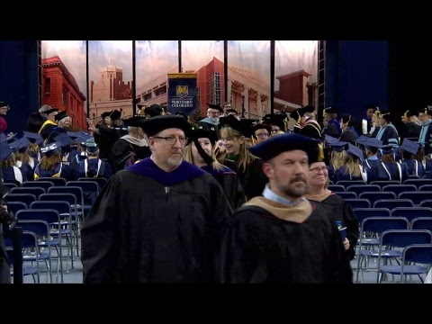 University Of Northern Colorado - 2018 Fall Graduate Commencement