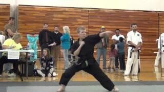 Zach Thomas Open Form Dragon Challenge - Wichita Airstrike Martial Arts