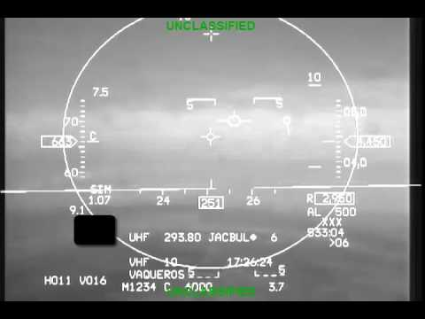 Watch The F-16's Autopilot Mode Save An Unconscious Pilot's Life