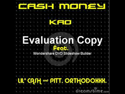 CASH MONEY - Mister KAO feat. Lil' Cash & Pitt Orthodoxxx (producer : D. Seydou)