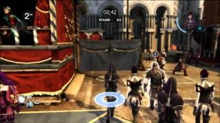 Assassin's Creed Brotherhood - Strong Closer Achievement - Tutorial.wmv