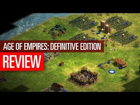 Age of Empires: Definitive Edition REVIEW / Test zum Strategie-Remaster