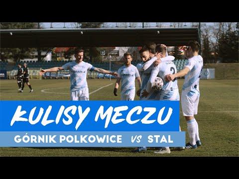 WIDEO: Górnik Polkowice - Stal Rzeszów 1-2 [KULISY]