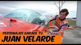 Juan Velarde en Garage TV