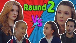 Ayla VS Demir Adam Team