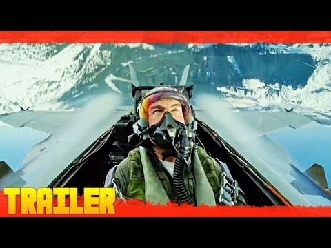 Top Gun: Maverick trailer en español