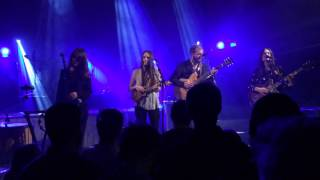 Make it Holy by The Staves with Justin Vernon @ Wilton's Mu
