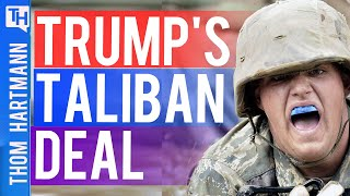 Will the US/Taliban Agreement Fall Apart? (w/ Prof. Andrew Bacevich)