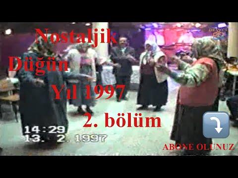 Meryem & Adem Nostaljik düğünü yıl 1997  2. bölüm wedding dress