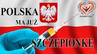 Polska Ma Już Szczepionkę. Aleksander Haretski Akademia Medycyny Regeneracyjne