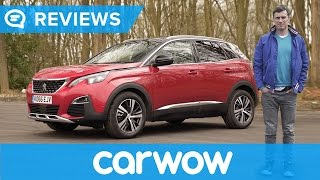 Peugeot 3008 SUV 2018 In Depth Review | Mat Watson Reviews
