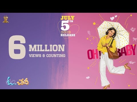 Samantha New Movie Oh Baby Teaser