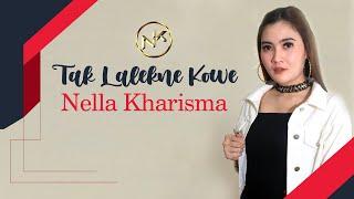 Lirik Lagu dan Chord Kunci Gitar Nella Kharisma - Tak Lalekne Kowe