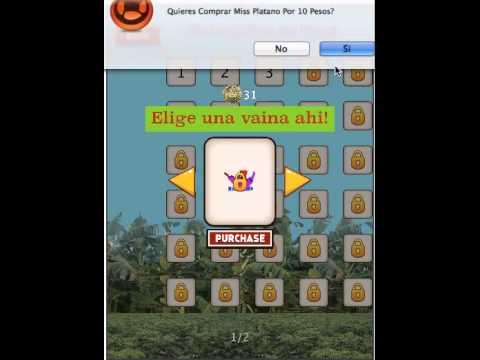 Video of Platano Con Salami The Game