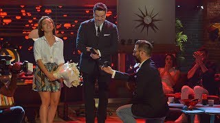 beyaz show ekibinden dilşana sürpriz evlenme teklifi!