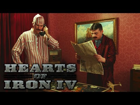 Hearts of Iron IV: In real life