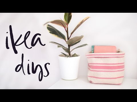 Ikea Hacks and DIYs 2017   Inexpensive DIY Room and Home Decor