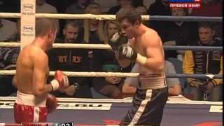 Sergey Kovalev vs Roman Simakov 2011 12 05