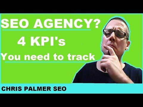 Google Analytics KPI's (For SEO)