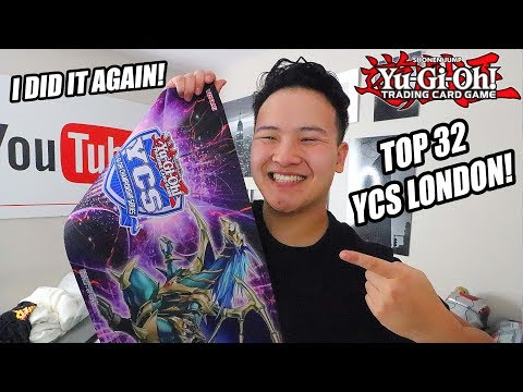 I DID IT AGAIN! TEAMSAMURAIX1'S TOP 32 YCS LONDON DECK PROFILE! (IN-DEPTH+COMBO) BEST YCS EVER 2018!