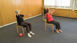 Senior Fitness - 99 year old keep fit teacher - Lesson 2 by Ori Weiser