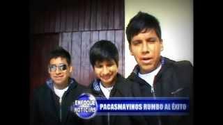 preview picture of video 'Entrevista a LOS BOYS DEL SABOR - ATV Pacasmayo'