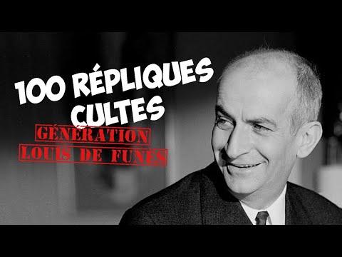 100 répliques cultes, génération Louis de Funès !